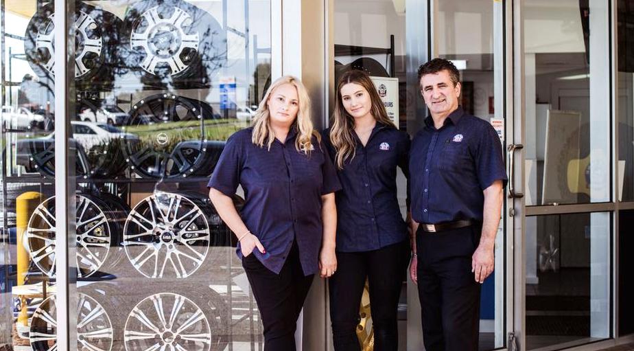 Bob Jane Sales Team