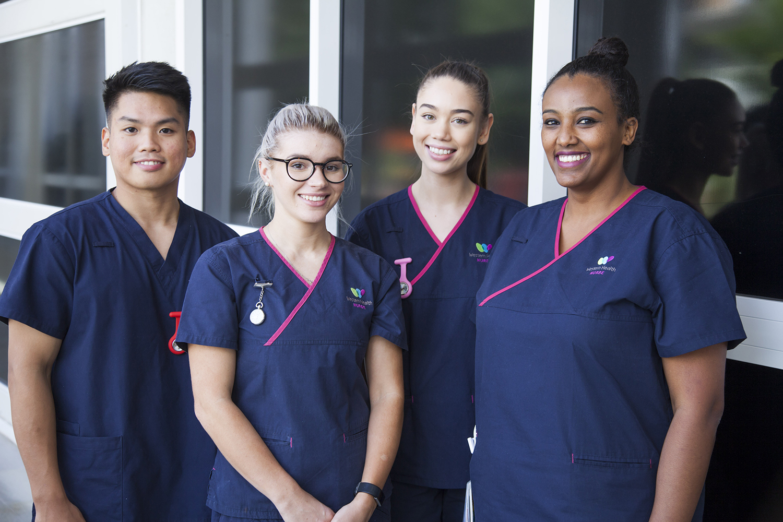 Western Health Graduates