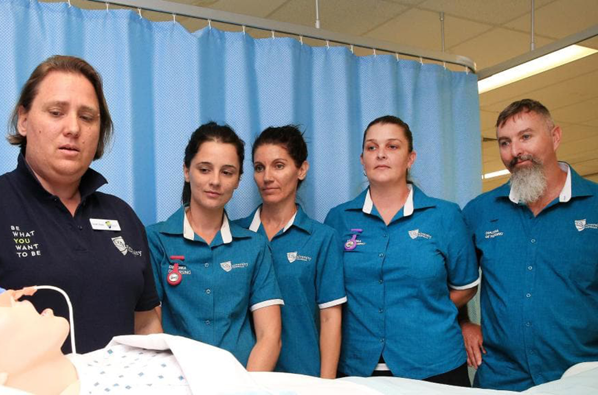 CQU Student Uniforms