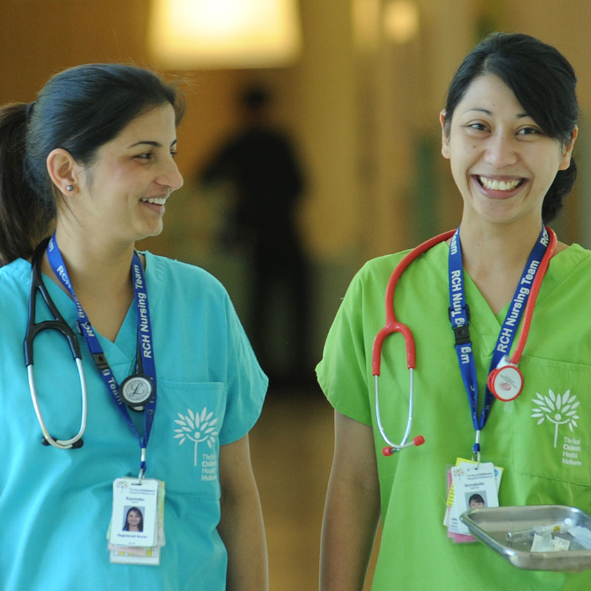 Royal Childrens Hospital Staff Uniforms