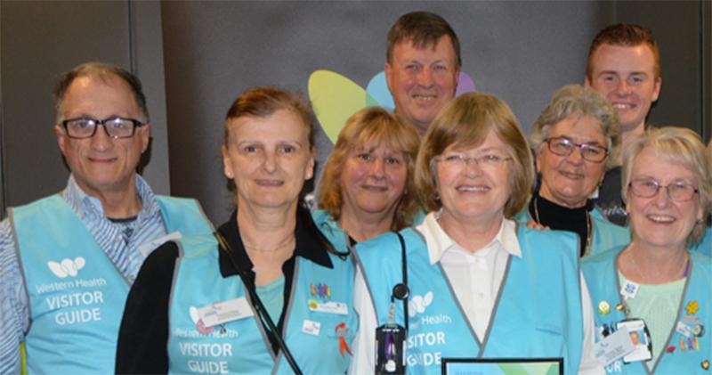 Western Health Volunteers