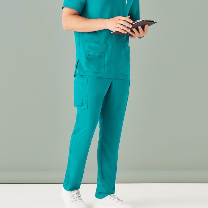 Polyester Mens Scrub Pants