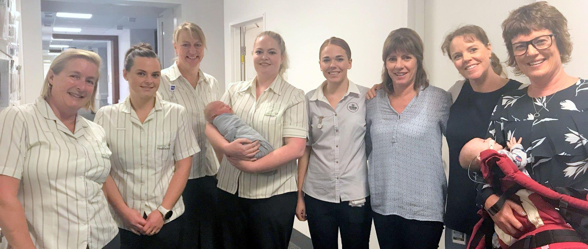SWH Midwifery Staff