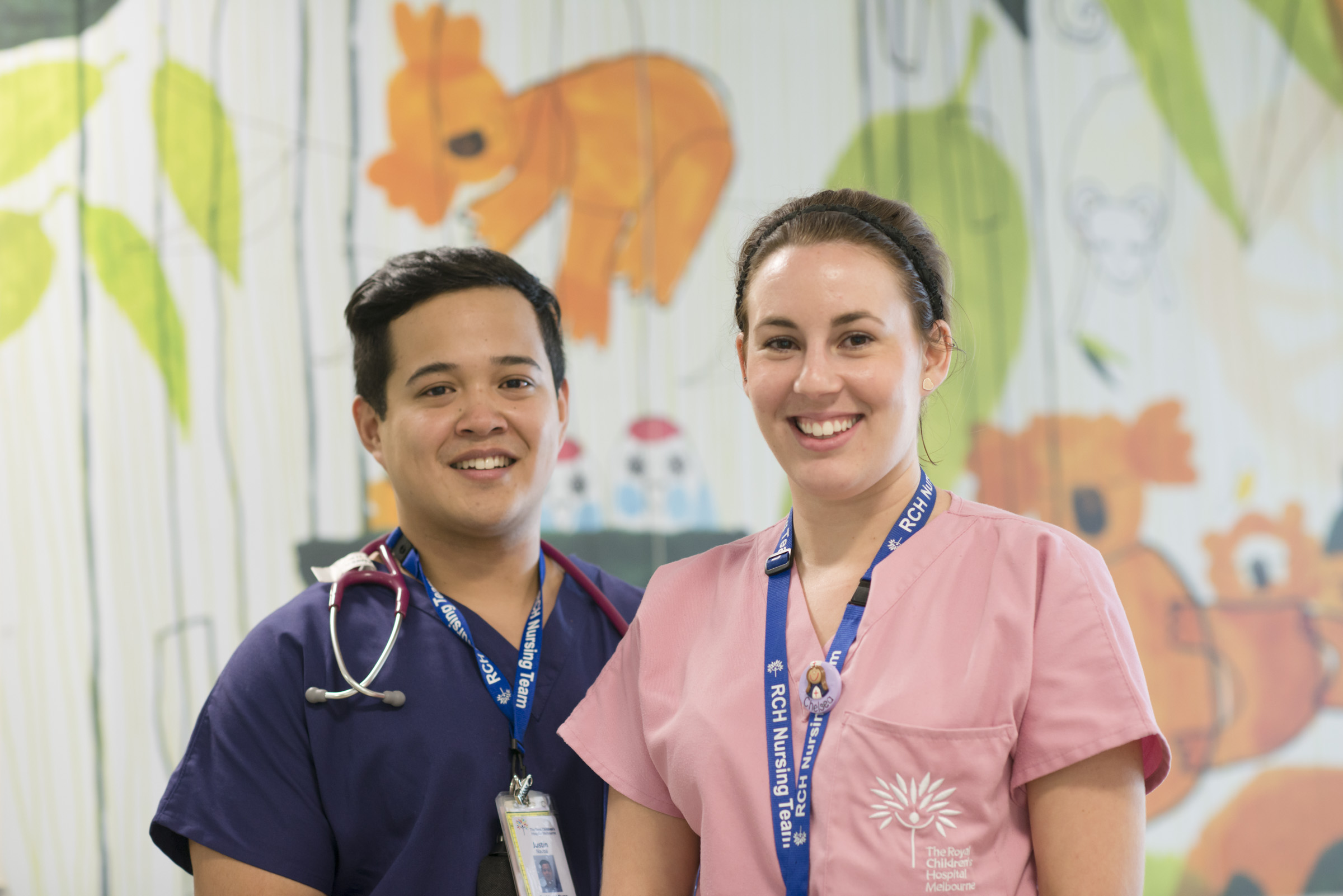 Royal Childrens Hopsital Staff