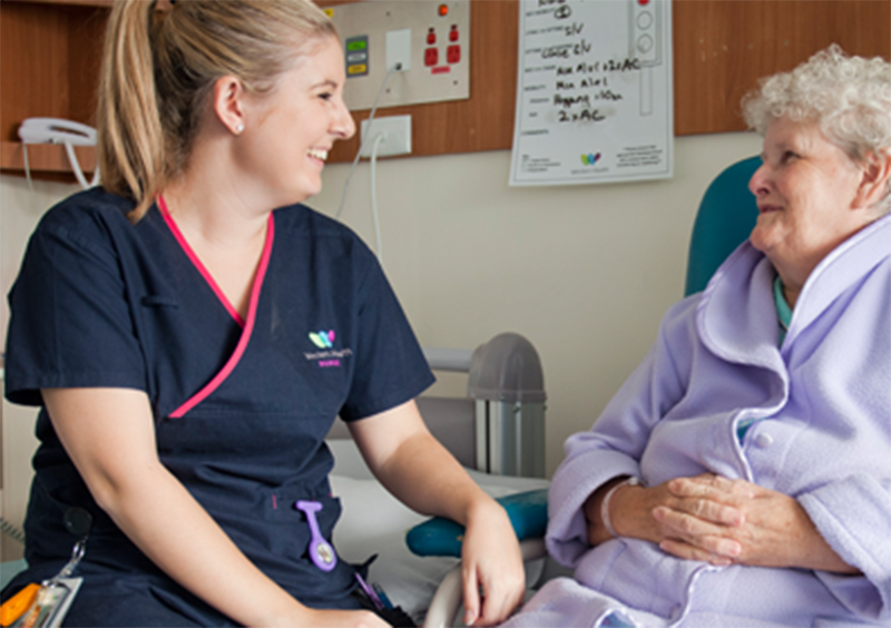 Western Health Nurse