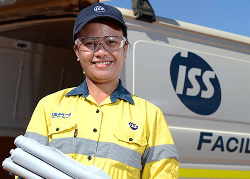ISS Field Staff